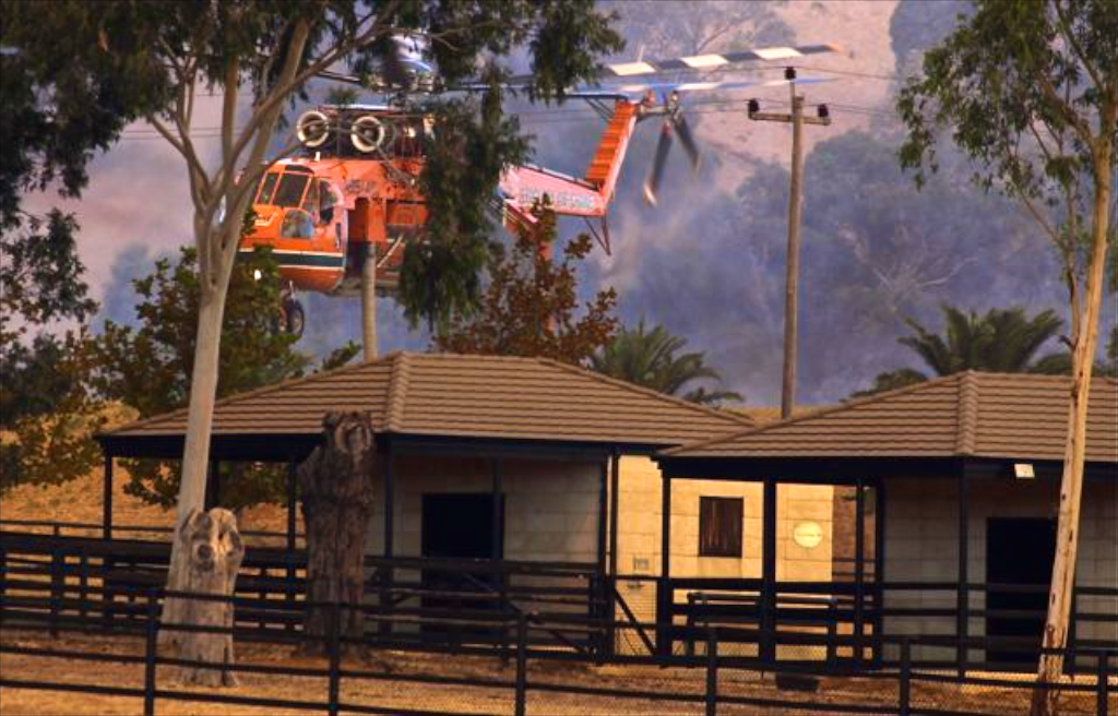dfes: 44 homes lost in fire